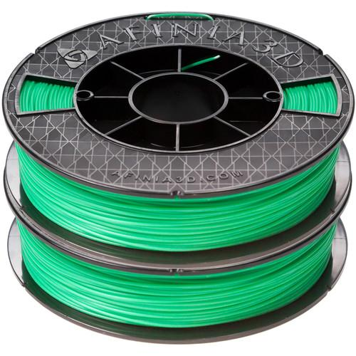 Afinia 1.75mm ABS Premium Filament PREM500-ABS-GREEN