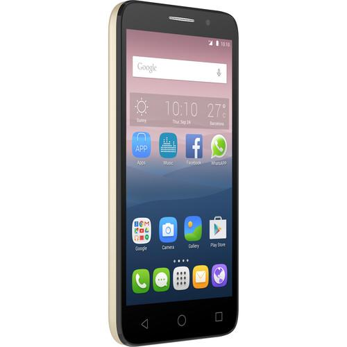 ALCATEL ONE TOUCH POP 3 5 5065W 8GB Smartphone 5065W-2DALUS2