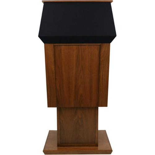 AmpliVox Sound Systems Patriot Adjustable Height Lectern SS3040A