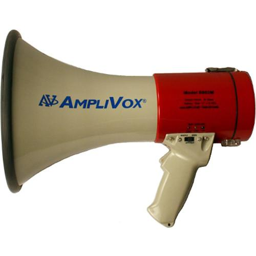 AmpliVox Sound Systems Rechargeable 25W Megaphone S602C