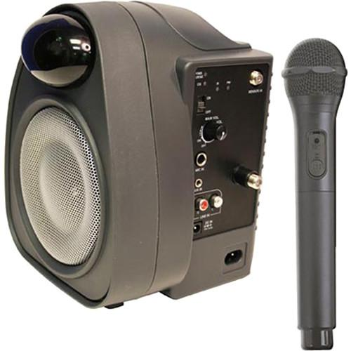 AmpliVox Sound Systems SIR285 Compac Infrared PA System SIR285