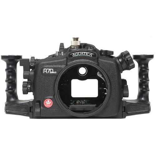 Aquatica A7D Mk II Underwater Housing for Canon 7D Mark 20077-KM