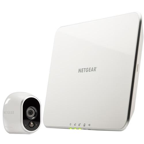 arlo Wire-Free Security System with 1 720p VMS3130-100NAS