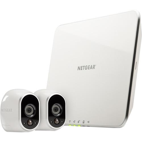 arlo Wire-Free Security System with 2 720p VMS3230-00NAS
