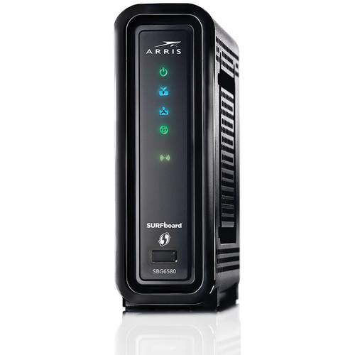 ARRIS SBG6580 SURFboard DOCSIS 3.0 Cable Modem & Wi-Fi