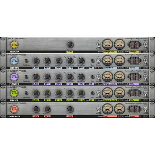 Audiffex STA Effects - Summing Tube Processors Plug-In 10-12088