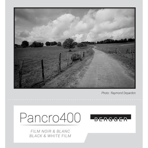 Bergger Pancro 400 Black and White Negative Film PC400/4525