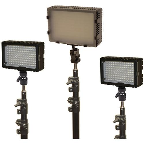 Bescor FP-430K Studio Combo Bi-Color and Daylight 3 FP-430K