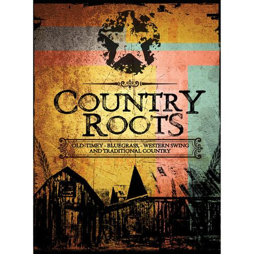 Big Fish Audio  Country Roots DVD TDGP08-ORWXZ