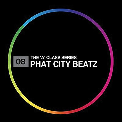 Big Fish Audio  Phat City Beatz PCB08-1RSWX
