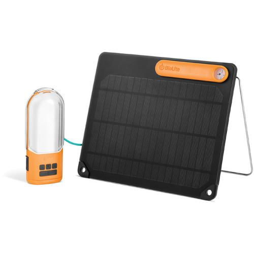 BioLite PowerLight Solar Battery Charger and Lighting Kit BL-SXA