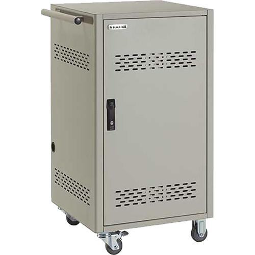 Black Box 32-Device Steel Top Cart with 4-Bank Timer LCC32H-AT