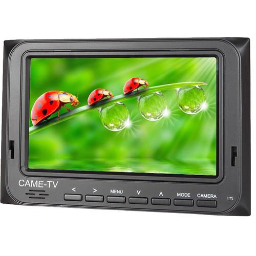 CAME-TV 501-HDMI AV Field Monitor with Peaking Focus 501HD
