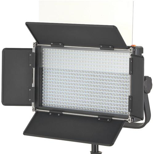 CAME-TV 576 Daylight LED 1 Light Kit with V-Mount L576D B13