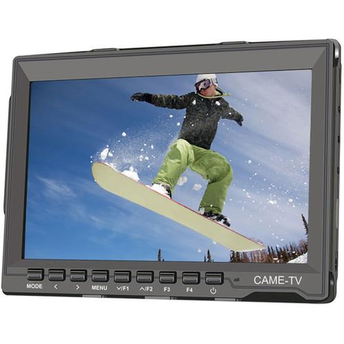 CAME-TV 701-HDMI Field Monitor with Peaking Focus Assist 701HD