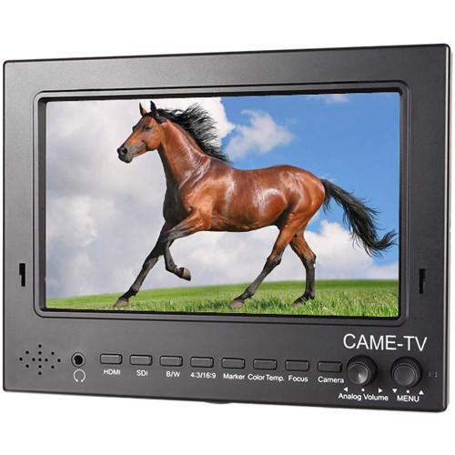 CAME-TV 702-SDI Pro-Broadcast HD Monitor (7