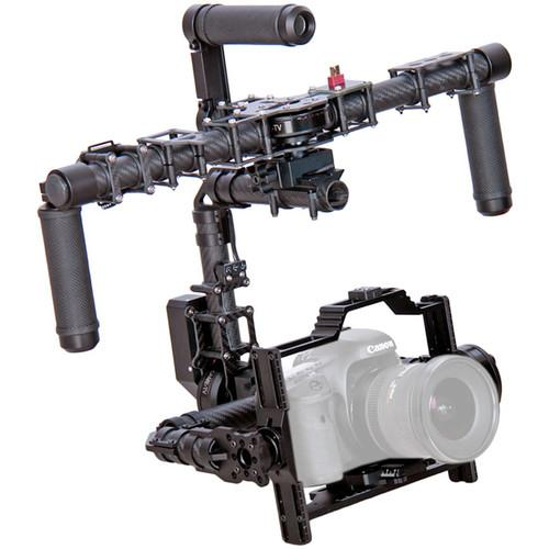 CAME-TV CAME-7800 32-Bit 3-Axis Camera Gimbal 7800H DC1 CD1