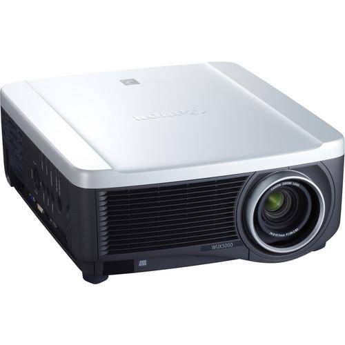 Canon  REALiS WUX5000 D LCoS Projector 5748B008