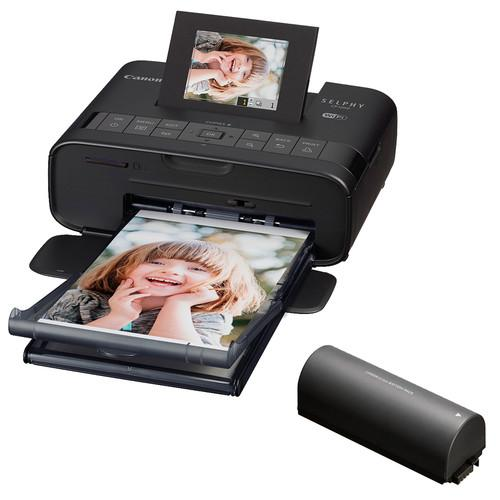 Canon SELPHY CP1200 Wireless Compact Photo Printer 0599C010