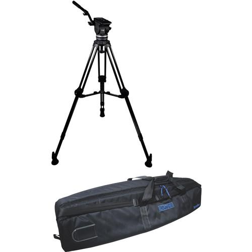 Cartoni Focus 18 Fluid Head with L502 Tripod Legs & KF18-2AM