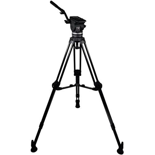 Cartoni Focus 18 Fluid Head with L504 Tripod Legs & KF18-2CM