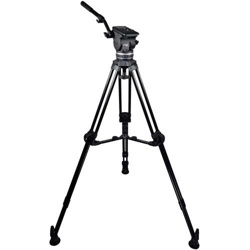 Cartoni Focus 18 Fluid Head with L507 Tripod Legs & KF18-CXM