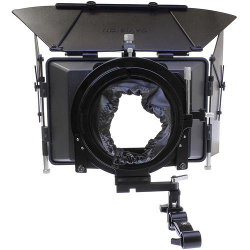 Cavision 4 x 5.65 Matte Box Package with 15mm MB4512-15FBSA-DSLR