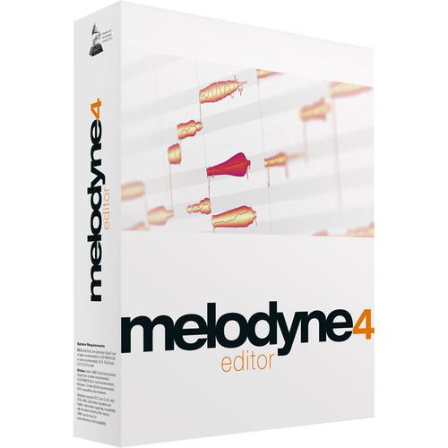 Celemony Celemony Melodyne Editor 4 (Add-On License) - 10-11218