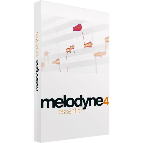 Celemony Melodyne Essential 4 - Pitch Shifting/Time 10-11203