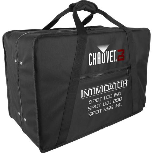 CHAUVET CHS-X5X Case for 2 Intimidator Spot LED 150s, CHS-X5X