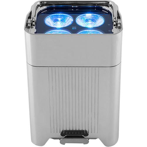 CHAUVET WELL Fit 10W Wash LED Fixture with Charging WELLFITX6