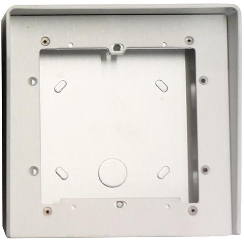Comelit Natural Anodized Aluminum Housing with Rain 3116/1