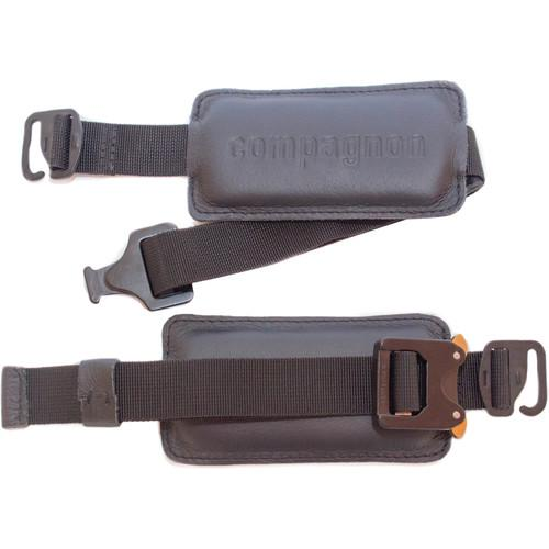 compagnon  Waistbelt for The Backpack (Black) 505