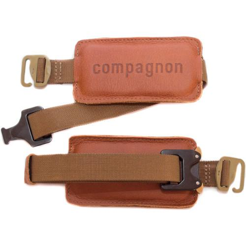 compagnon Waistbelt for The Backpack (Brown/Green) 504