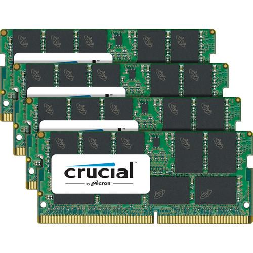Crucial 64GB Kit DDR4 2400 MT/s ECC SODIMM CT4K16G4TFD824A