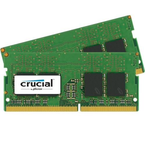 Crucial 8GB DDR4 2133 MHz SODIMM Memory Kit CT2K4G4SFS8213