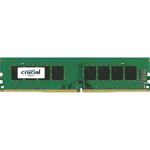 Crucial 8GB DDR4 288-Pin UDIMM 2133 MHz Non-ECC RAM (3-Pack)