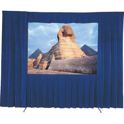 Da-Lite Drapery Kit for Fast-Fold Deluxe Projection 88707KBUP