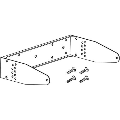 dB Technologies Horizontal Mounting Bracket for LVX 10 WB-L10H-W