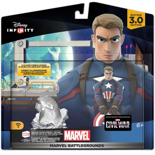 Disney Disney Infinity 3.0 Marvel Battlegrounds Playset 126449