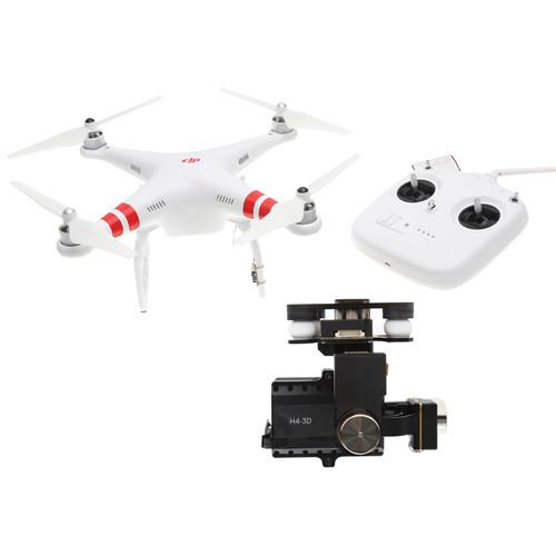 DJI Phantom 2 Quadcopter v2.0 with Zenmuse H4-3D CP.PT.000142