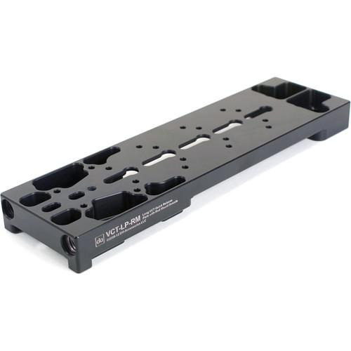 DM-Accessories Long Plate Mount for VCT Quick Release VCT-LP-RM