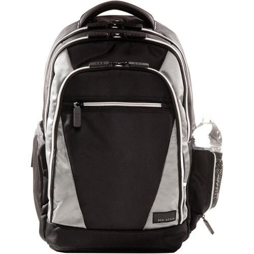 ECO STYLE Sports Voyage Backpack for a Laptop up to EVOY-BP17