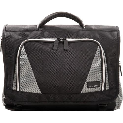 ECO STYLE Sports Voyage Messenger Case for a Laptop up EVOY-MC16