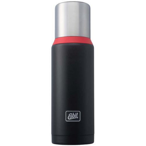 Esbit  Vacuum Flask 1L (Black/Red) E-VF1000DW-BR