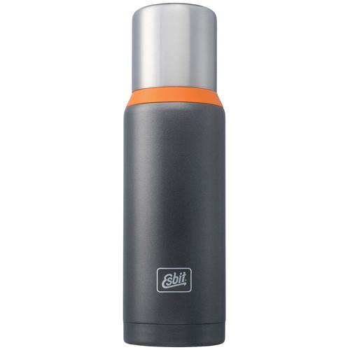 Esbit Vacuum Flask 1L (Gray/Orange) E-VF1000DW-GO