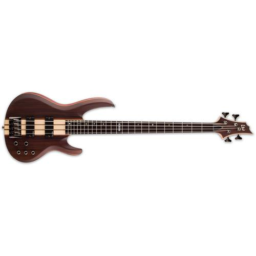 ESP LTD B-4E Electric Bass (Natural Satin) LB4ENS