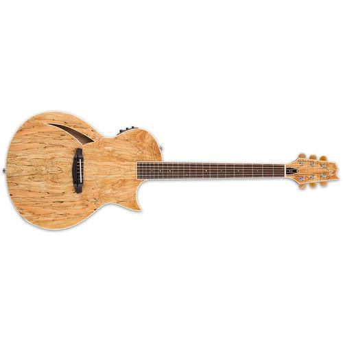 ESP LTD Thinline Series TL-6SM Acoustic/Electric LTL6SMNAT