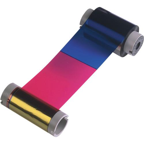 Fargo 45000 YMCKO Full Color Ribbon for DTC1000 & 45000