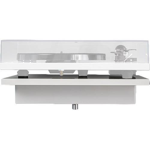 FLEXSON VinylPlay Turntable Shelf (White) FLXVPWS1011